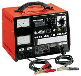 Профессиональное зарядное устройство BlueWeld Test 48/2 PROF
