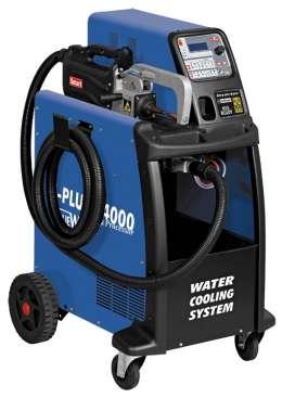 Сварочный аппарат для точечной сварки BlueWeld Inver-Plus 14000 Smart Aqua