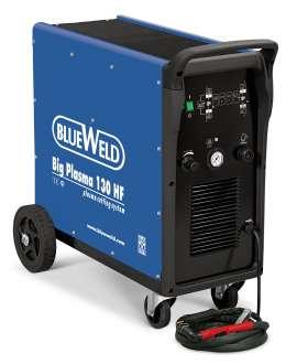 Промышленный аппарат для плазменной резки BlueWeld Big Plasma 130 HF