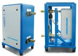 Системы рекуперации тепла Kraftmann для винтовых компрессоров