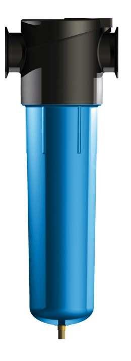 Магистральные фильтры очистки воздуха KRAFTMANN KF