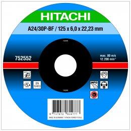 Зачистные диски по металлу HITACHI (Производство RHODIUS, Германия)
