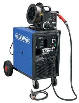 Сварочный аппарат с жидкостным охлаждением MEGAMIG 500S R.A.