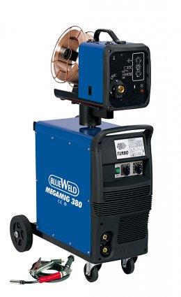 Сварочный аппарат BlueWeld Megamig 380