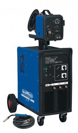Сварочный аппарат BlueWeld Megamig 580