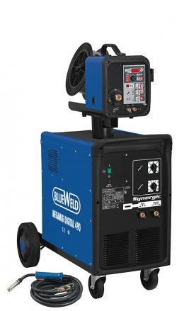 Сварочный аппарат BlueWeld Megamig Digital Synergic 490