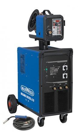 Сварочный аппарат BlueWeld Megamig Digital Synergic 610