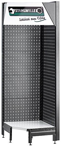 8004S - Уголовой стенд, 90°