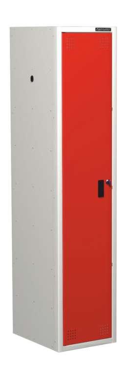 Шкаф для одежды универсальный (ширина секции 380 мм)