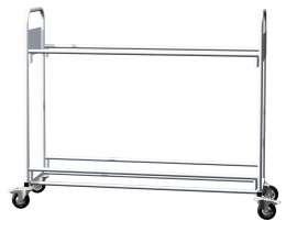 06.306 FERRUM Тележка двух ярусная для транспортировки резины