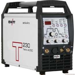 EWM Tetrix 230 AC/DC Аппарат для сварки TIG постоянным и переменным током