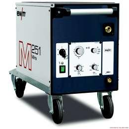 EWM MIRA 251 KGE Аппарат MIG/MAG сварки со ступенчатым переключением