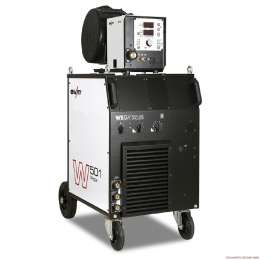 EWM WEGA 501 DW Аппарат MIG/MAG сварки со ступенчатым переключением