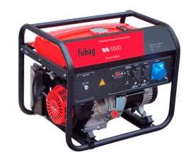 Бензиновый генератор FUBAG FUBAG BS 5500