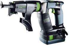 768941 FESTOOL Аккумуляторный шуруповёрт для гипсокартона DWC 18-4500 Li 4,2 Set