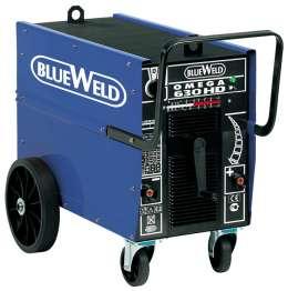 BlueWeld OMEGA 630 HD - промышленный выпрямитель для MMA сварки + 4 строжки