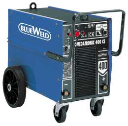 BlueWeld Omegatronic 400 CE - теристорный аппарат для MMA сварки