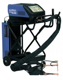 Сварочный аппарат для точечной сварки с жидкостным охлаждением DIGITAL PLUS 9000 R.A.