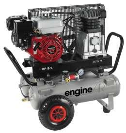 Мотокомпрессор ABAC EngineAIR A39B/11 + 11 5.5HP