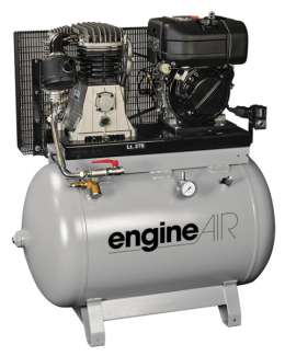 Дизельный мотокомпрессор ABAC EngineAIR B6000/270 7HP