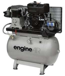 Дизельный мотокомпрессор ABAC BI EngineAIR B4900/270 7HP 2кВт