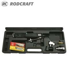 Пневмолобзик в наборе RODCRAFT 6051