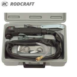 Пневмонож для снятия стекол в наборе RODCRAFT 6606RE