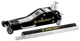 RODCRAFT RH 201, Домкрат подкатной, аллюминиевый, низкий клиренс 2т.