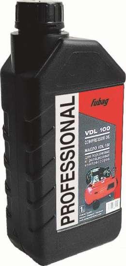 Масло для поршневых компрессоров FUBAG VDL100 (1л)