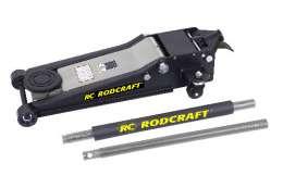RODCRAFT RH 315, Домкрат подкатной, 3т. (низкопрофильный)