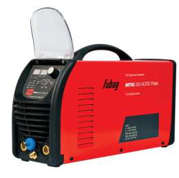 Аппарат Tig сварки FUBAG INTIG 200 AC/DC PULSE