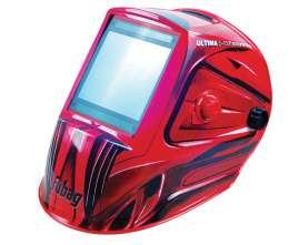 Сварочная маска хамелеон FUBAG ULTIMA 5-13 PANORAMIC RED