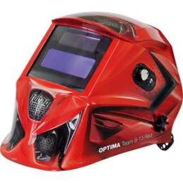 Сварочная маска хамелеон FUBAG OPTIMA 9-13 TEAM RED