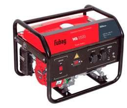Бензиновый генератор FUBAG HS 2500_Honda