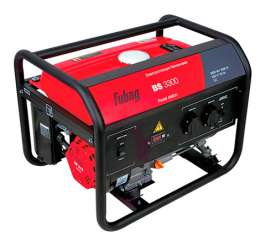 Бензиновый генератор FUBAG BS 3300 ES