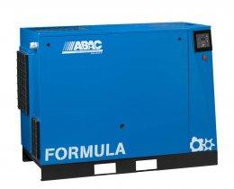 Винтовые компрессоры ABAC FORMULA с электронной регулировкой числа оборотов