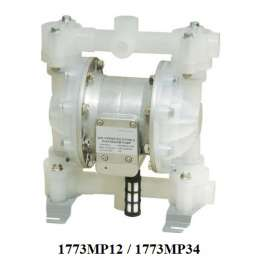 APAC 1773 Диафрагменные насосы для перекачки керосина, дизельного топлива и масла, кислот и щелочей