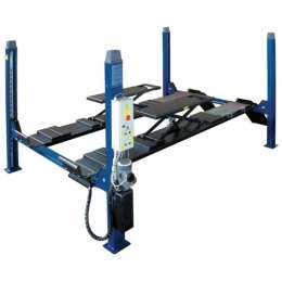 WERTHER 443ATLT (OMA524BLT) Электрогидравлический, г/п 4000 кг. Платформы: 4600х540 мм.