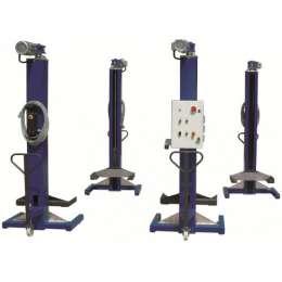 LTW55 - LTW65 Электромеханические подкатные колонны