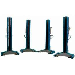 LTW75 - LTW100 Электромеханические подкатные колонны