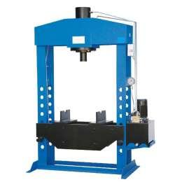 WERTHER PRM50 (OMA665) Электрогидравлический пресс, усилие 50т.