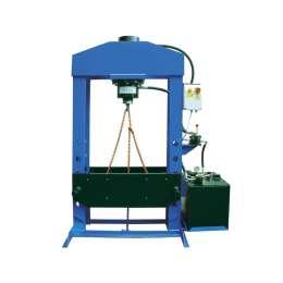 WERTHER PRM150 (OMA667) Электрогидравлический пресс, усилие 150т.