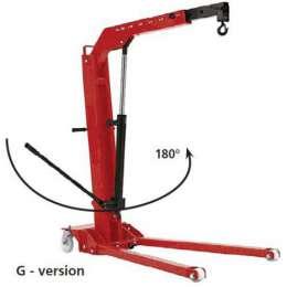 WERTHER W107SE/LPG (OMA586G) Гидравлический кран, г/п 500 кг.