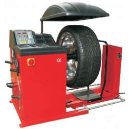 WERTHER OLIMP TRUCK Балансировочный стенд (ручной ввод). для колес грузовых автомобилей.
