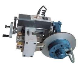 COMEC TD302+TD332M Станок для проточки тормозных дисков