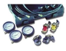 BDP 01, Тестер давления в пневматических тормозных системах грузовых а/м