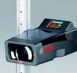 BOSCH HTD 815 Цифровой прибор для проверки света фар