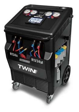 Ecotechnics ECK TWIN - Установка для заправки кондиционеров