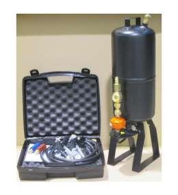 AEK102-N14-1 - Набор для промывки систем кондиционирования (R134a)