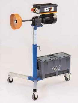 Hunger E 336a - Станок для проточки тормозных дисков легковых а/м